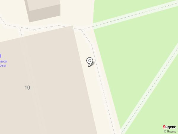Связной на карте Нижнего Тагила