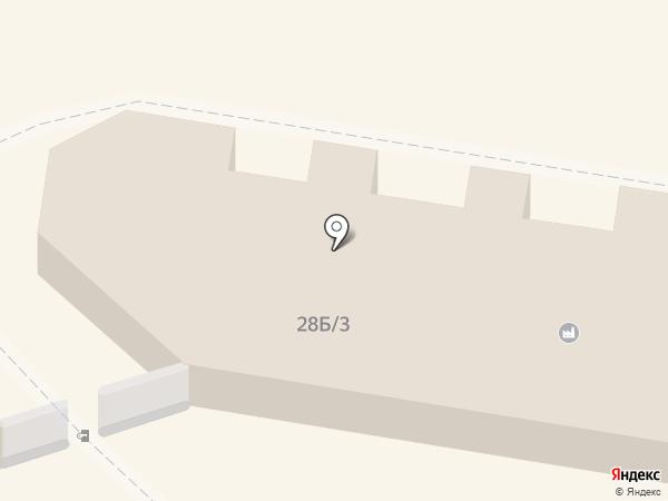 Магазин женской одежды на карте Первоуральска