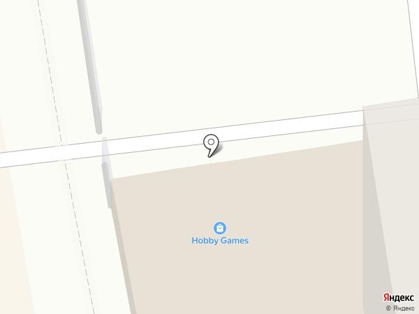 BNS на карте Нижнего Тагила