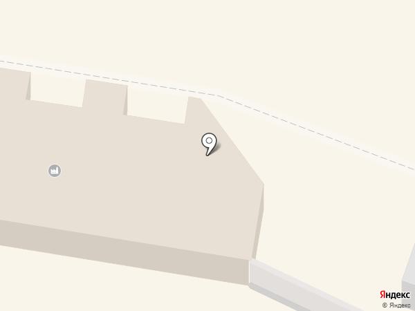 Русский фейерверк на карте Первоуральска