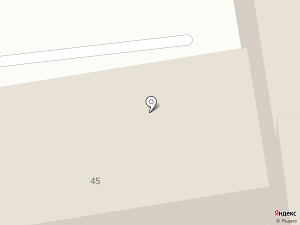 Территориальный отдел финансового контроля с центром в г. Нижнем Тагиле на карте Нижнего Тагила