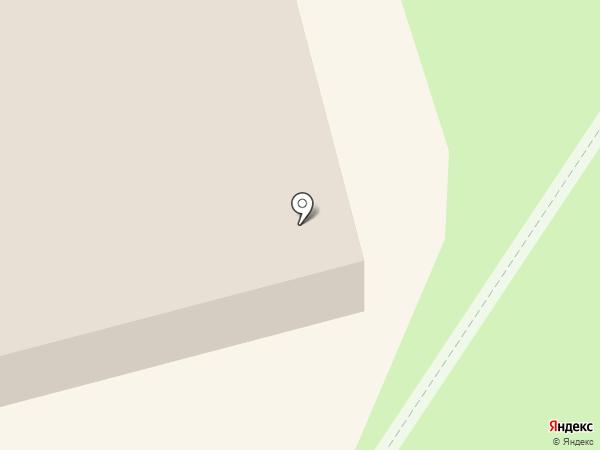 Ясень на карте Нижнего Тагила