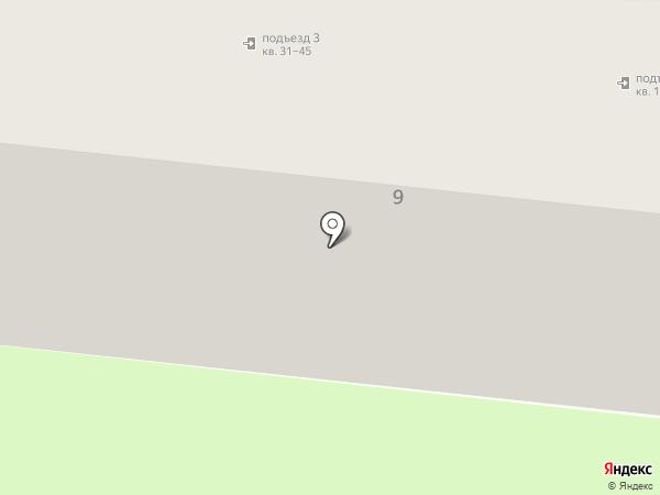 Отдел недвижимости на карте Первоуральска