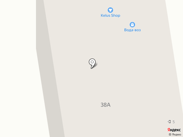 Центр танца на карте Нижнего Тагила