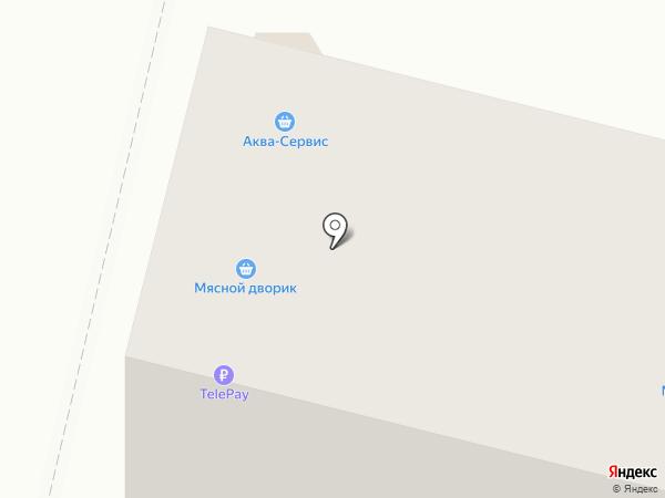 Семенов на карте Нижнего Тагила