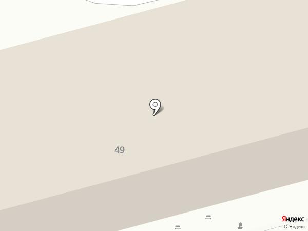 Отдел лицензионно-разрешительной работы на карте Нижнего Тагила