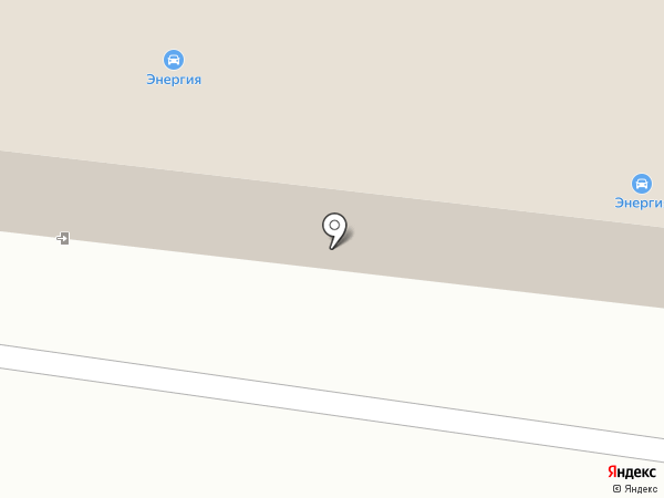 Автотехцентр на карте Первоуральска