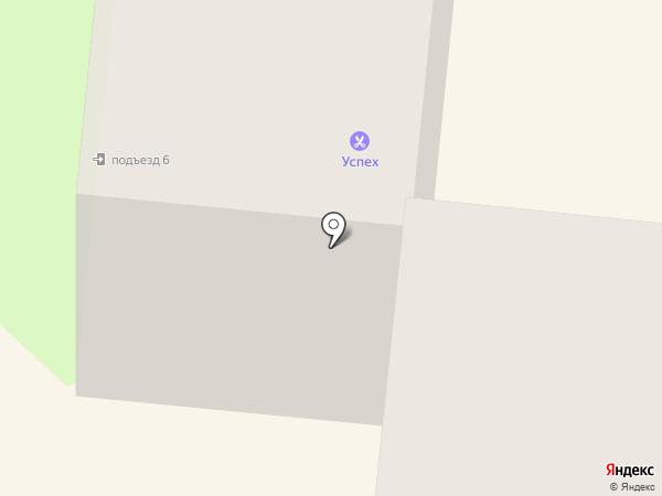 Каролина на карте Первоуральска