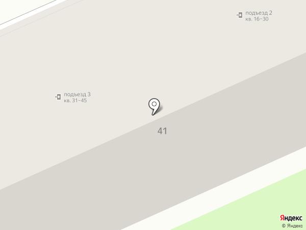 Хронос, АНО на карте Первоуральска