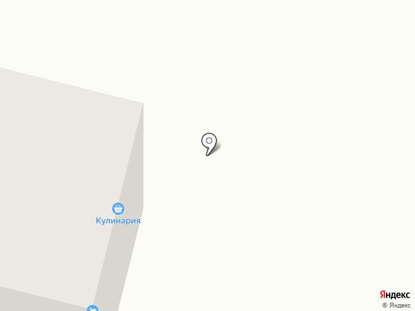 Хлебопекарня на карте Нижнего Тагила
