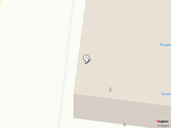 Равис-птицефабрика Сосновская на карте Первоуральска