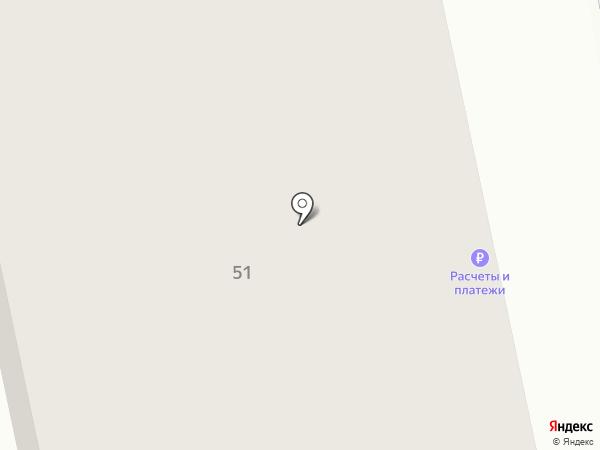 Актив НТ на карте Нижнего Тагила