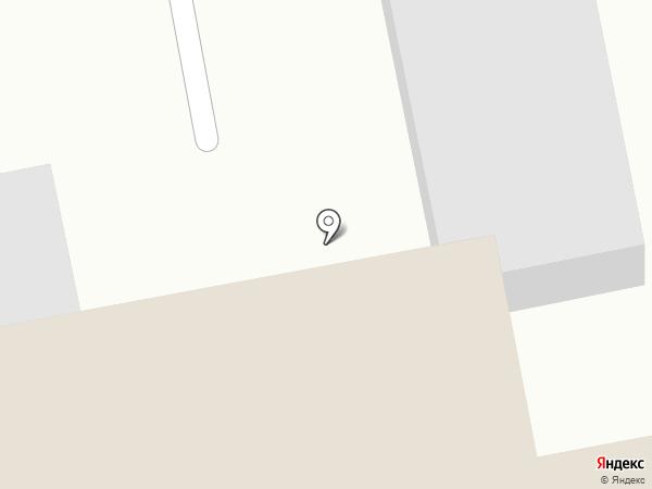 Альбатрос на карте Нижнего Тагила