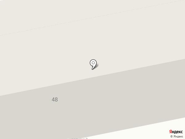Фаэтон на карте Нижнего Тагила