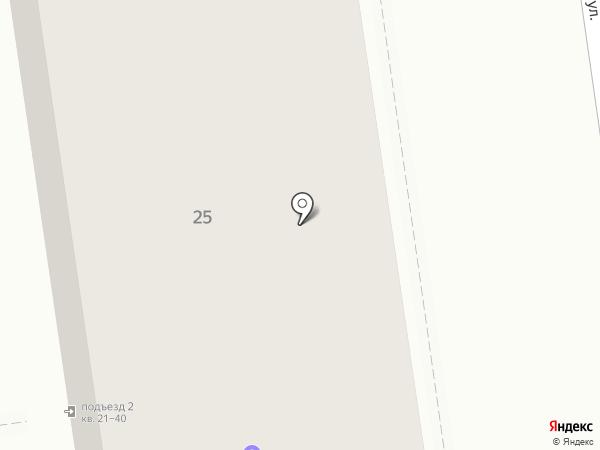 Мастер Отдыха на карте Нижнего Тагила