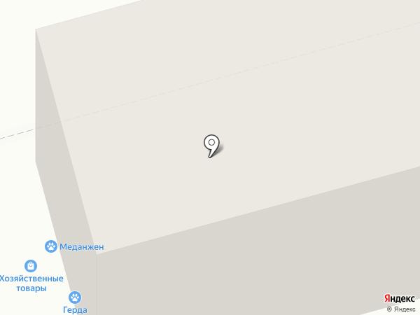 СЭС-НТ на карте Нижнего Тагила
