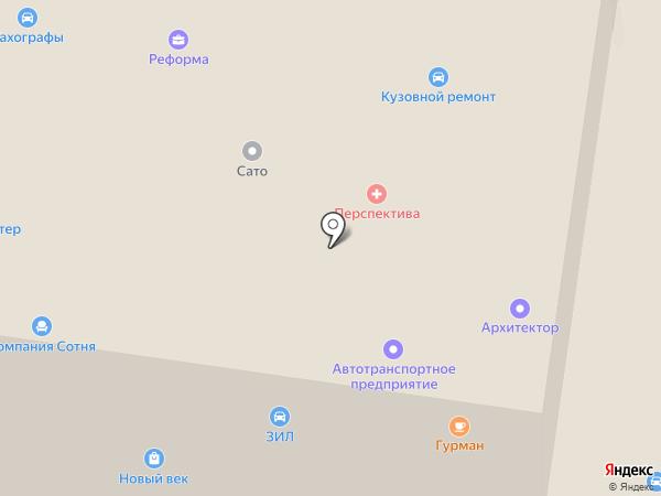МЕТИЗСПЕЦСТРОЙ на карте Первоуральска