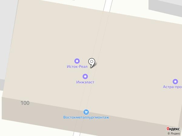 Промышленно-монтажная компания на карте Первоуральска