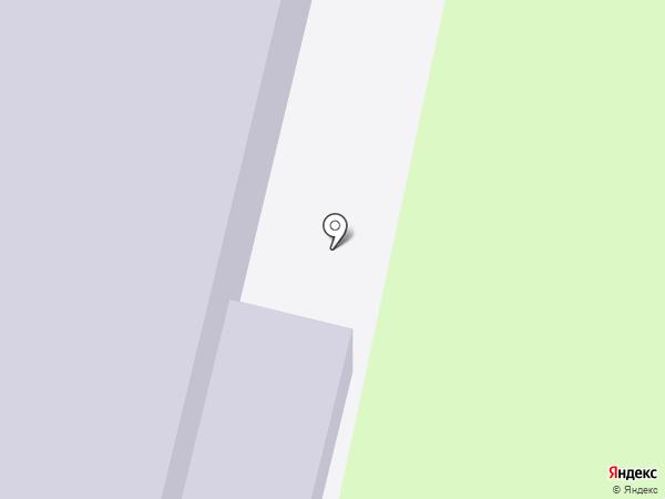 Нижнетагильская школа-интернат №1 на карте Нижнего Тагила
