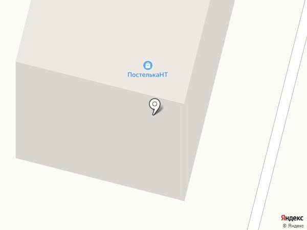Магазин-бар разливного пива на карте Нижнего Тагила