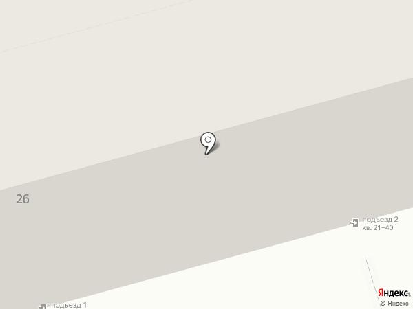 Школа тхэквондо на карте Нижнего Тагила