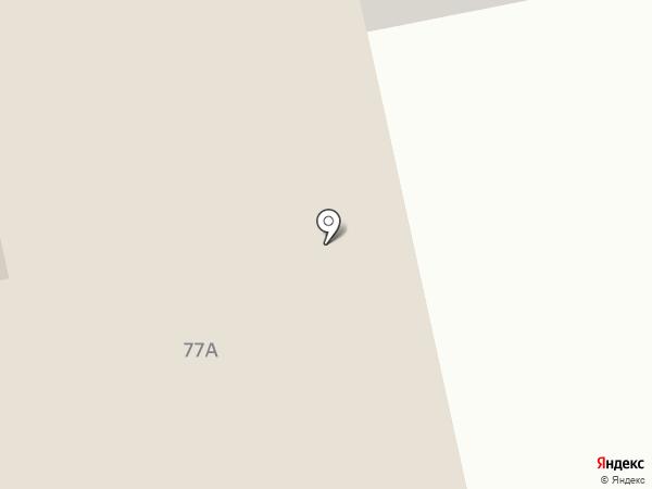 Агентство лизинга на карте Нижнего Тагила
