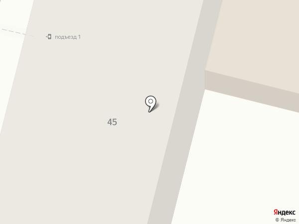 Магазин по продаже автоодеял на карте Нижнего Тагила