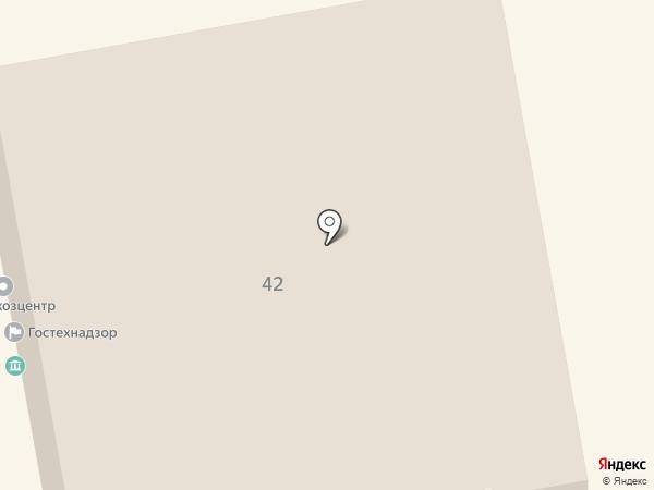 Служба субсидий и льгот Горноуральского городского округа на карте Нижнего Тагила