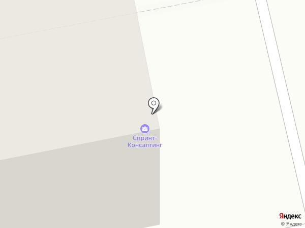 Спринт-Консалтинг на карте Нижнего Тагила