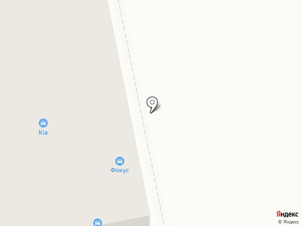 Колёса в Тагиле на карте Нижнего Тагила