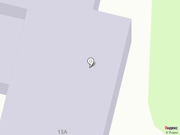 Нижнетагильский специальный коррекционный детский дом №2 на карте Нижнего Тагила