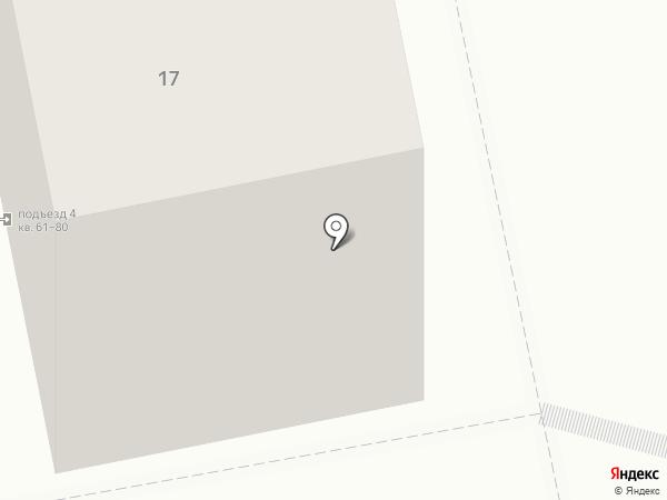 Ател`А на карте Нижнего Тагила