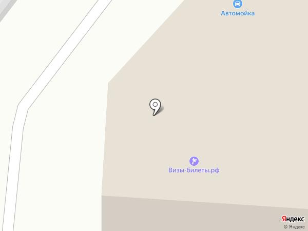 Washcar на карте Первоуральска