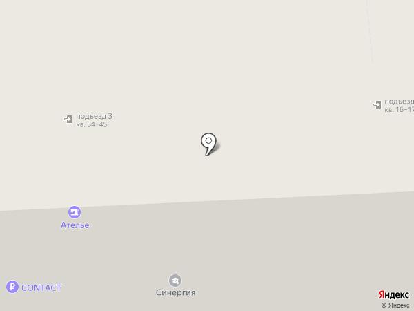Надэль на карте Нижнего Тагила