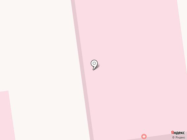 Городская больница №4 на карте Первоуральска