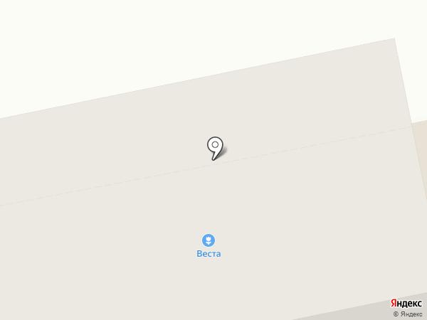 Крафтовы Вары на карте Нижнего Тагила