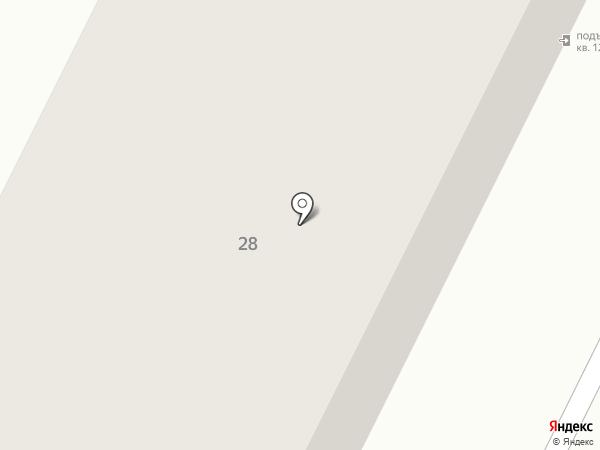 ПаsМа на карте Первоуральска
