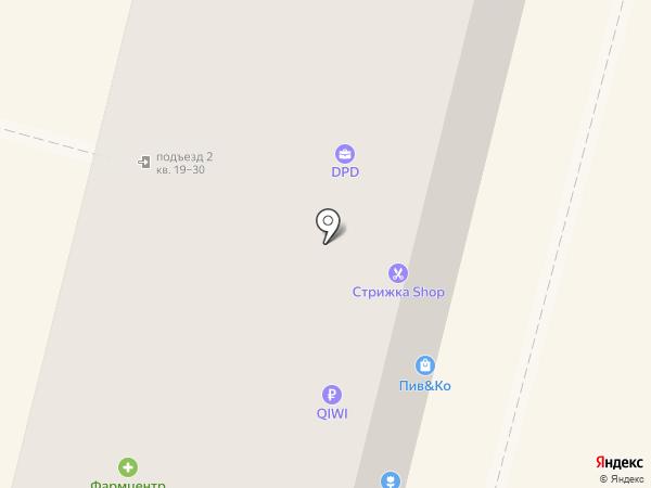 Оленька на карте Нижнего Тагила