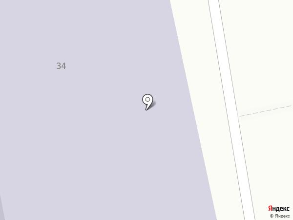 Мармелад на карте Нижнего Тагила