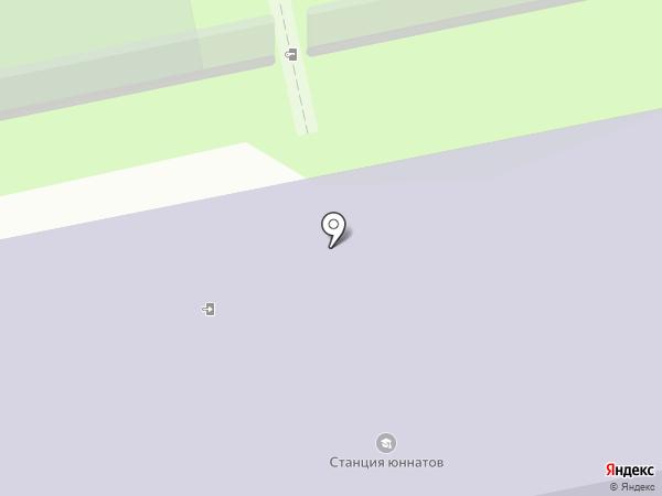 Городская станция юных натуралистов на карте Нижнего Тагила