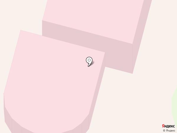 Поликлиника №1 на карте Нижнего Тагила