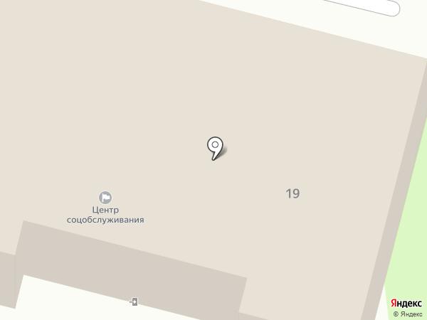 Нижнетагильский центр социального обслуживания ветеранов боевых действий и членов их семей на карте Нижнего Тагила