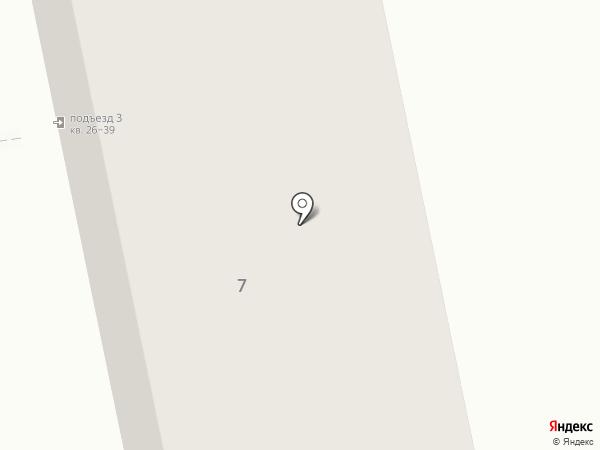 Адвокатский кабинет Желвакова В.Е. на карте Нижнего Тагила