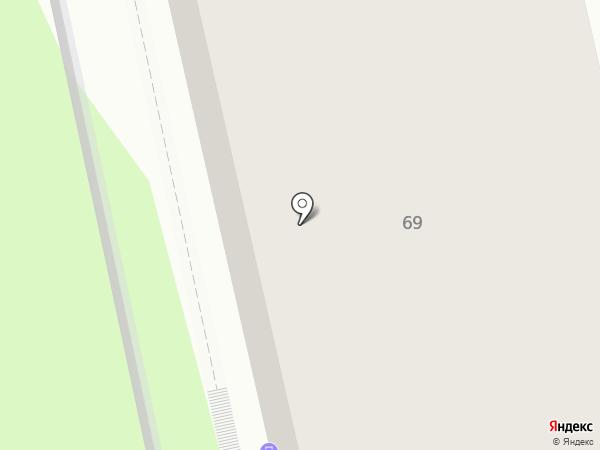 АйТи Сервис на карте Нижнего Тагила