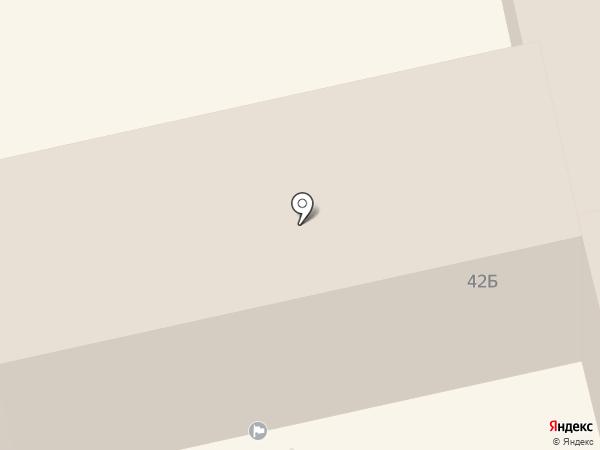 Стандарт-НТ на карте Нижнего Тагила