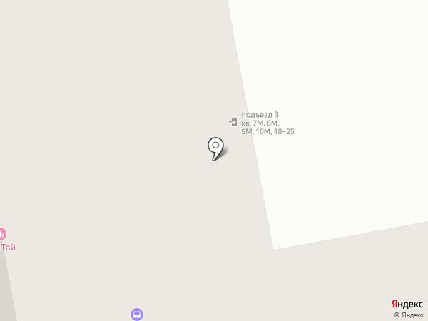 Агора на карте Нижнего Тагила