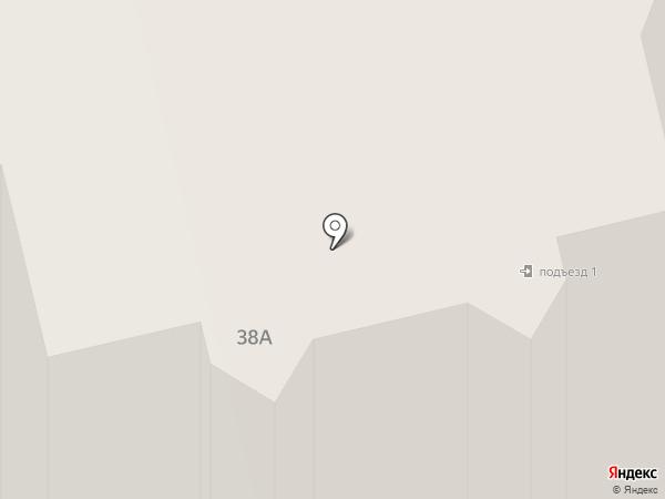 Бизнес-Клуб на карте Нижнего Тагила