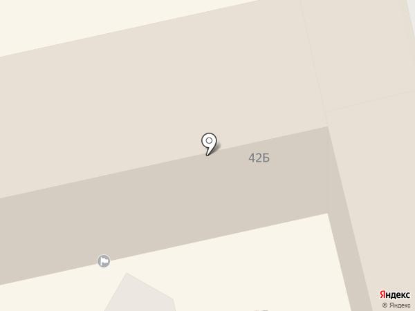 СпецАвтоБаза на карте Нижнего Тагила
