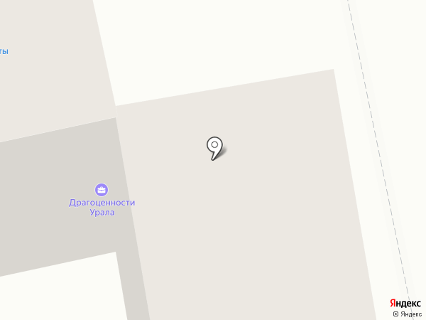ГозЗайм, КПКГ на карте Нижнего Тагила