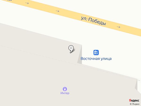 Банкомат, Уральский банк реконструкции и развития, ПАО на карте Нижнего Тагила